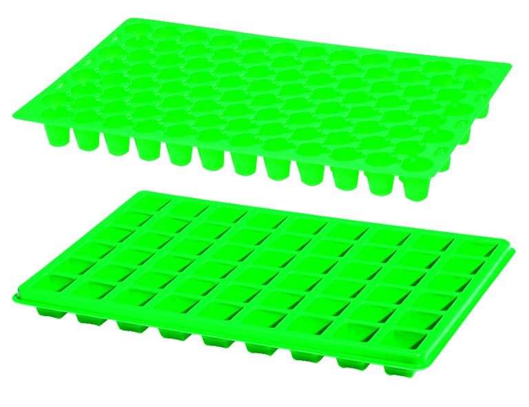 Romberg Topfplatten, ca. 50x32x4cm, 54 T�pfe